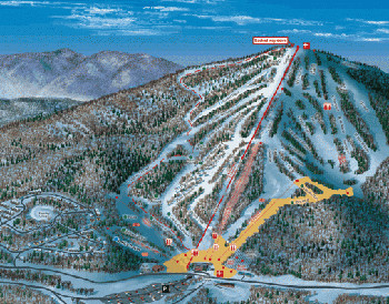 Bromley Mountain Ski Resort