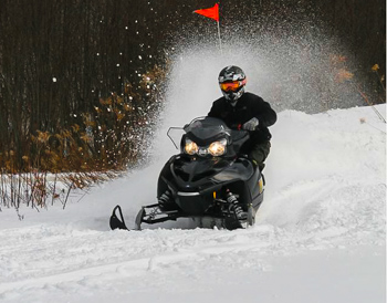 Killington Snowmobile Tours